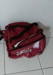 Capa Bag serve para troca
