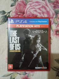 Jogo PS4 , The last of us
