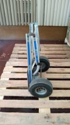 Carrinho carga dobrável em alumínio Drimec Semi-novo