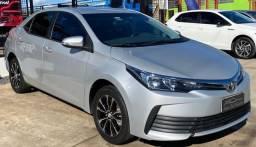 Toyota Corolla GLI 1.8 2018 Automático Lindíssimo!!!