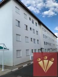 Apartamento com 2 dormitórios para locação por R$ 950 - Jardim Suécia - Mogi Guacu/SP