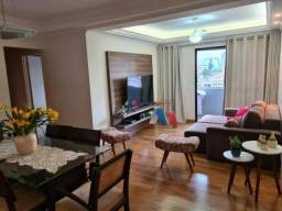 Apartamento com 3 dormitórios à venda, 89 m² por R$ 450.000,00 - Vila Imperial - São José