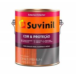 Vendo tinta para portão/janela Suvinil Premiun cor Branca 3,6 lts - R$ 90,00
