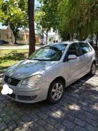 Vw Polo hatch 2007/2008 único dono. Inteiro. Completo Rodas de Liga.
