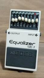Pedal Equalizer Boss Ge7