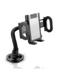 Suporte Gps Veicular Universal Multilaser x 12x R$ 6,49 x Entrega Grátis x Garantia 3 m