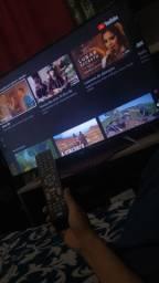 Tv smart 50 com listra