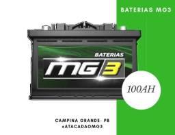 Bateria MG3 - 100 AH
