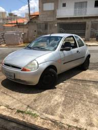 Ford ka 2001 completo