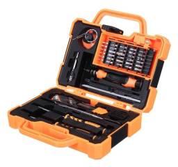 Kit Jogo De Chaves Profissional Jakemy Jm-8139 conserto celular