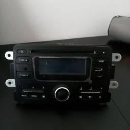 Rádio Original Renault Duster e Sandero
