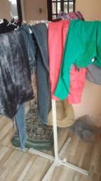 Torrrandoo bazar, lote roupas