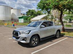 Toyota hilux 2017 srv2.8 diesel $ 139.000