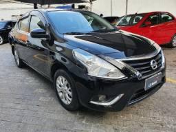 Nissan Versa SV 1.6 Flex, Completo, GNV 5 Geracao, Som, Pneus novos