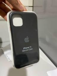 Capinha Case iPhone 11 aveludada