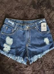 Shorts jeans VÁRIOS