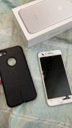 IPhone 7 touch queimado