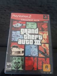 Gta 3 para ps2 original