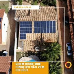 Energia Solar em até 120x