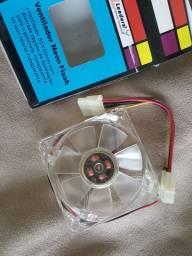 Ventilador 80x80mm para computador
