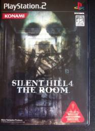 Silent hill 4 playstation 2