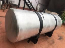 Tanque suplementar de alumínio