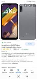 Celular LG k22