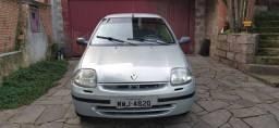 Clio prata Sedan
