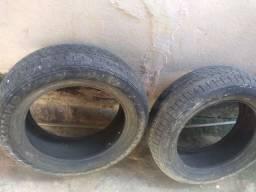2 pneus usados
