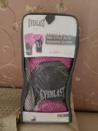 Luva de boxe da Everlast Rosa Nova