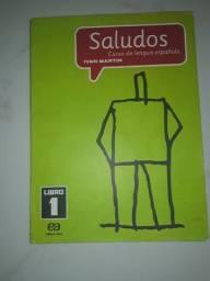 Livro saludos 1(espanhol)