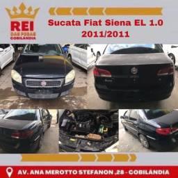 Título do anúncio: Sucata Fiat Siena EL 1.0 2011/2011