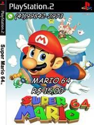 super mario 64 para PS2