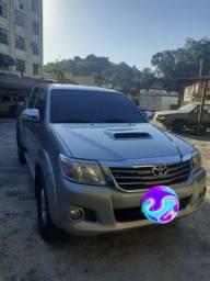 Hilux 2015 diesel 4x4