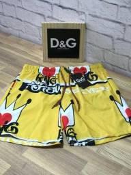 Bermudas elastanos  Dolce & Gabbana