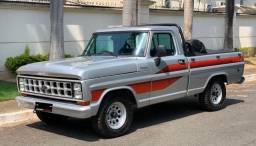Título do anúncio: Ford/F-1000 1989 com ar, direção, trava alarme e camera de Ré!!!,