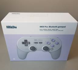 Controle BlueTooth 8BitDo SN30Pro Plus