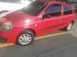 Título do anúncio: Renault Clio vermelho