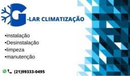 Título do anúncio: Manutenção ar condicionado