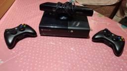 Título do anúncio: Xbox 360 original + Kinect + 26 jogos todos originais