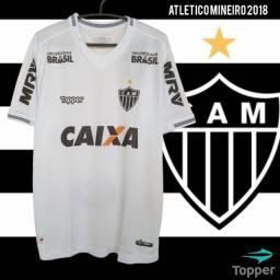 Título do anúncio: Camisa do Atlético Mineiro 2018 Topper S/N