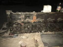 Cabeçote motor D12A volvo