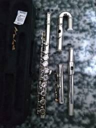 Flauta transversal Michael WFLM26 C niquelada