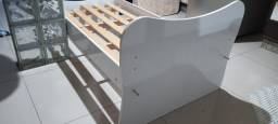 Cama infantil com colchão D33