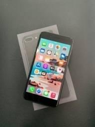 IPhone 8 Plus 64GB Preto Completo Com NF Entrega Grátis Divido no cartão até 12X
