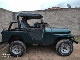 Vendo Jeep Willys/Ford 4x4