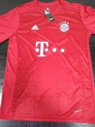 Camiseta Bayern de Munique Primeira Linha