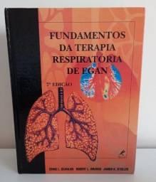 Livro Fundamentos Da Terapia Respiratória De Egan 9a Ed.
