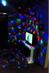 Título do anúncio: Lâmpada globo giratório