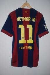 Camisa Barcelona 2014/2015 #11 Neymar Jr